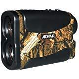 AOFAR 700 Yards 6 X 25mm Laser Rangefinder for Hunting Golf, Measurement Range