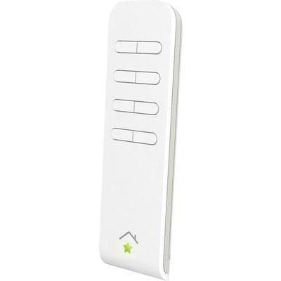 innogy SE Smart Home Fernbedienung/Umschalter, komfortabler und praktischer Assistent mit Funktechnik, zur Steuerung aller Smart Home Produkte, intelligente Haussteuerung mit acht Tasten, 10267392