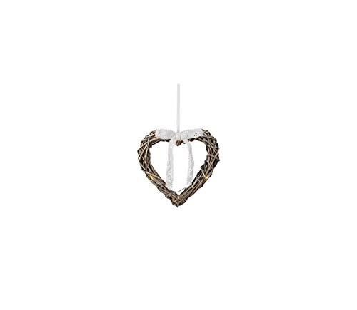 Holstad 15 lumière Pendentif Femme-Coeur-Couleur : Blanc