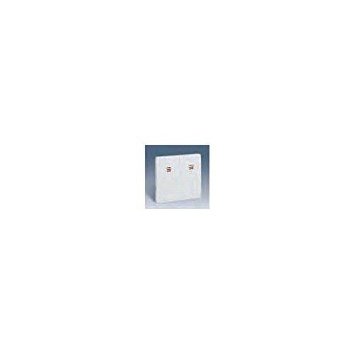 Simon - 82025-33 tecla doble pulsador c/luminoso s-82 aluminio Ref. 6558233202