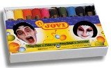 Jovi 176 - Caja de 10 barras de colores de pintura para cuerpo, surtidos