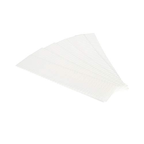 75/x 50/x 160/cm dise/ño de Lobo Armario de Tela y Polipropileno Color Blanco//Gris Rangement /& Cie RAN7240