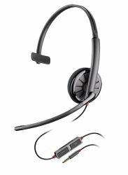 Plantronics Blackwire 215 Headset Klinke Mono NC 205203-02 Plantronics Mobile