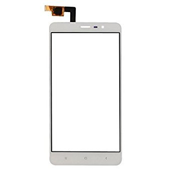 mobishop15 Touch screen digitizer Lens for Xiaomi Redmi Note 3 White