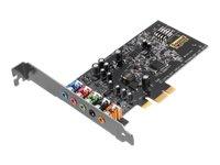 Galleria fotografica Creative Labs Sound Blaster Audigy Fx Interno 5.1channels PCI-E x1