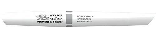 Winsor & Newton Pigment Marker, Neutral Grey 2 by Winsor & Newton