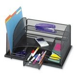 Best Safco Home Organizers - Safco OnyxTM Organizer With 3 Drawers by Safco Review