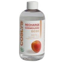 COSLYS Recharge Cosmousse mousse lavante -