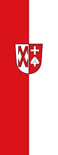 magFlags Drapeau Ditzingen | portrait flag | 6m² | 400x150cm