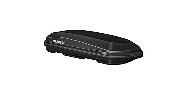 F Lli Menabo Srl M81600000 Menabo Diamond Roof Box 450ltr Diamond 450 Dark Auto