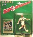 Sportstars (Starting Lineup) 1988 - Thomas HaBler FC Koln - Football (Soccer) Figure with Card by Starting Line Up
