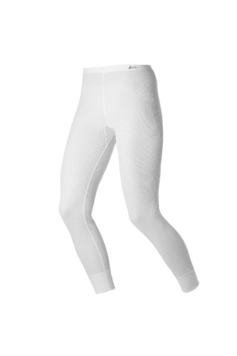 Odlo Cubic Pantalon pour femme slips Long Car - 10000 WHITE