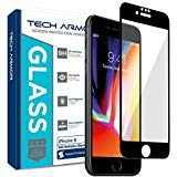 Best Tech Armor Iphone 6 Plus Tempered Glasses - Tech Armor Edge to Edge Glass Screen Protector Review