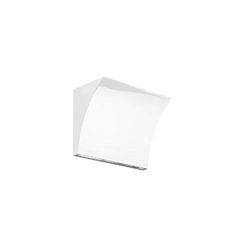 Flos - Applique murale Flos Pochette Up/Down LED - Blanc