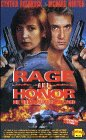 Bild von Rage and Honor [VHS]