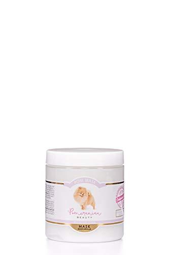 Pomeranian Beauty Acondicionador para Perros Mascarilla Acondicionador Hidratante/Hair Care Mask Moisturizing Lulu...