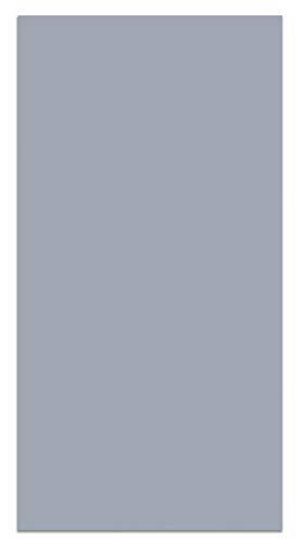 Panorama Alfombra Vinílica Lisa Azul 300x200cm - Alfombra Cocina Vinilo - Alfombra Salón Antideslizante...