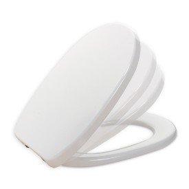MKW WC-Sitz Aida Plus weiß antibakteriell mit Absenkautomatik