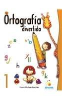 Ortografia divertida/ Fun Spelling: 1 por Nora Mutzenbecher