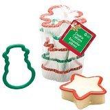 Crayola-cutter (Keksausstecher, Weihnachtsformen, Kunststoff, 6-teilig Sets)