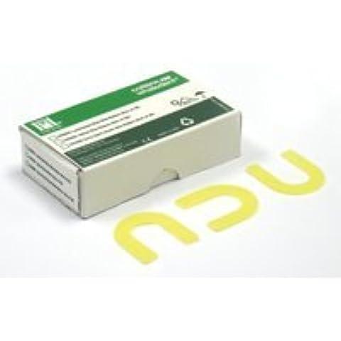 H00839 Wax Bite Wafers Lemon Yellow No Foil 50Bx by Coltene/Whaledent -Part no. H00839 by Coltene/Whaledent