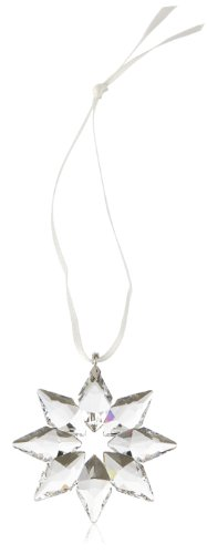 Swarovski Christmas Ornament Stern klein  / B 4.4 x H 4.9 cm 5004490 (Deko-Artikel)