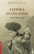 Lituma en los Andes (NF) (Booket Logista) por Mario Vargas Llosa