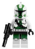 LEGO Star Wars The Clone Wars - Commander Gree with Blaster Gun (9491)
