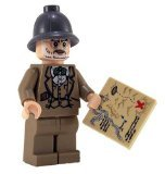 Professor Henry Jones - LEGO Indiana Jones Figure by LEGO