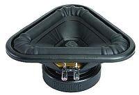 Bazooka RXT1, Innovative Small Triangular Subwoofer, 450W RMS Bazooka Audio Subwoofer