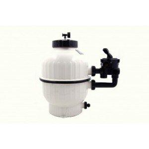 Astral - Cantabric-Filter mit Seitenventil - Astral Filter