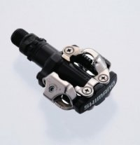 SPD Pedal PD-M 520 schwarz Shimano ohne Reflektor