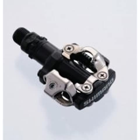 Shimano SPD Pedal PD-M 520 negro sin reflector