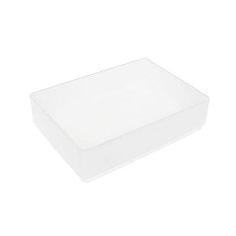 5x A6plástico transparente cajas de almacenaje–envío gratuito.