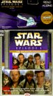Star Wars Episode I the Phantom Menace with Book and Toy