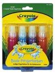 Crayola 16005 - Bade-Fingerfarben