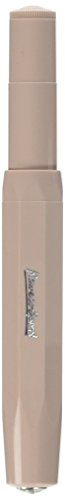 Kaweco Füllfederhalter Skyline Sport mit 23 KT vergoldeter Stahlfeder und Iridiumspitze für Tintenpatronen I Kaweco Sport Füller 13,5 cm Macchiato Federbreite: F (Fein)