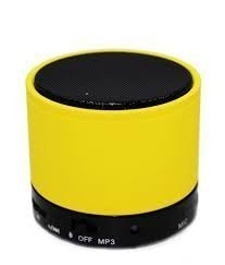ECOM DELHIMARTTM Mi Redmi Note 4 Compatible Latest Wireless LED S10 Bluetooth Speaker Handfree With Dancing LED Lights Calling Functions & FM Radio (Assorted Colour)