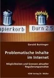 Problematische Inhalte im Internet: Möglichkeiten und Grenzen aktueller Regulierungsansätze