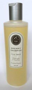 Shampoing aromathérapie Bio à l'Arbre à thé Bio (250ml) by NHR Organic Oils