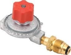 National Brand Alternative 535100 Adjustable High Pressure Lp Gas Regulator by BARNETT SUPPLY -