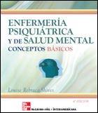 Enfermería psiquiátrica y de salud mental : conceptos básicos
