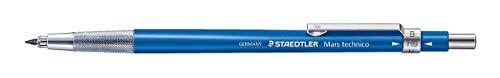 Staedtler portamine mars technico con punta hb da 2 mm, perfetta per il disegno tecnico o artistico o la scrittura, 780 c