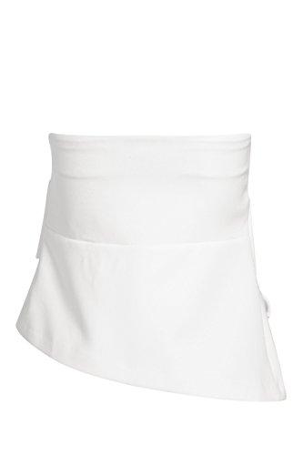 next Haut avec nœud déstructuré Tall Femme Blanc