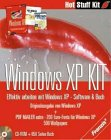 "Windows XP KIT, 2 CD-ROMs u. BuchVolles Windows XP-Know How. Originalausgabe von ""Hot Stuff Windows XP"" + PDF Mailer, 200 EURO-Fonts für Windows XP, 100 Windows XP-Spiele - Udo Schmidt"