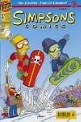 Simpsons Comics 27, (Dino Bongo Comics Group) Jan 1999, Comic-Heft Bongo Comics Group