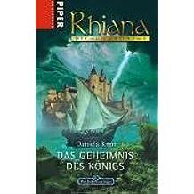 Rhiana, die Amazone 03: Das Geheimnis des Königs. Das schwarze Auge