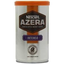 Nescafe Azera INTENSO Barista Style Instant Coffee Pack of 3