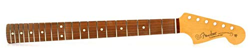 FenderTM Classic Player Jazzmaster® Hals, 21 Medium Jumbo Bünde, Pau Ferro Griffbrett, C-Profil (Jaguar Fender Guitar Bass)