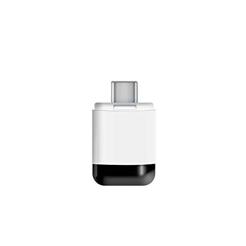 Docooler Dispositivos Infrarrojos inalámbricos del teléfono móvil Dispositivos Infrarrojos inalámbricos Adaptador de Control Remoto Interfaz Micro USB